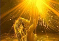 満月 レムリアン女神